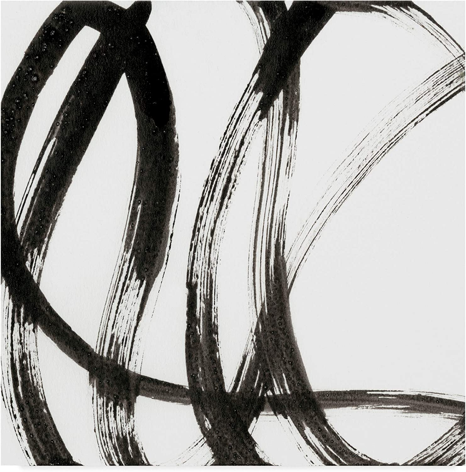 Trademark Fine Art Linear Expression I by J. Holland, 14x14