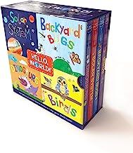 Hello, World! Boxed Set: Solar System; Dinosaurs; Backyard Birds; Bugs
