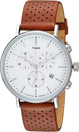 Timex - Fairfield Chrono Leather