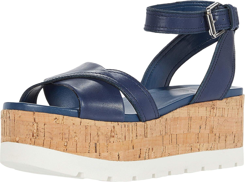 Franco Sarto Max 43% Nashville-Davidson Mall OFF Women's Wedge FAE Sandal