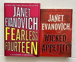 2 Books! 1) Fearless Fourteen 2) Wicked Appetite
