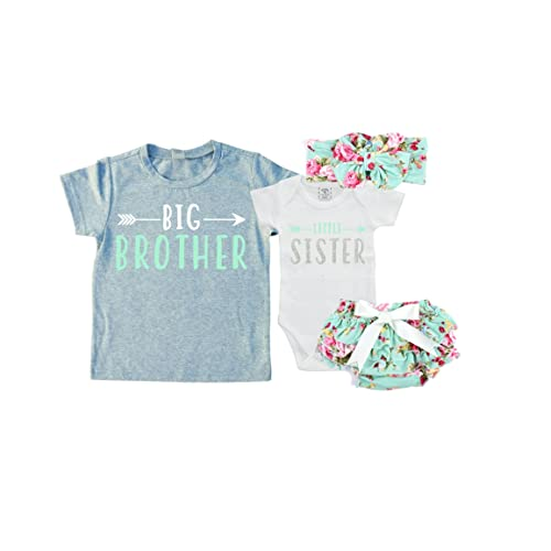 9b9521f31 Sweet Youngster Big Brother/Little Sister Set. Big Brother Little Sister  Set 0-