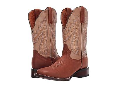 Dan Post Jada (Cognac/Bone) Cowboy Boots