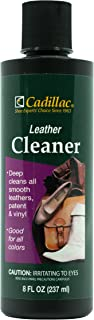 Leather Cleaner - Great for Shoes, Boots, Handbags, Car Upholstery, Furniture- Removes Surface Dirt, Grime, Salt and More From Finished Leathers