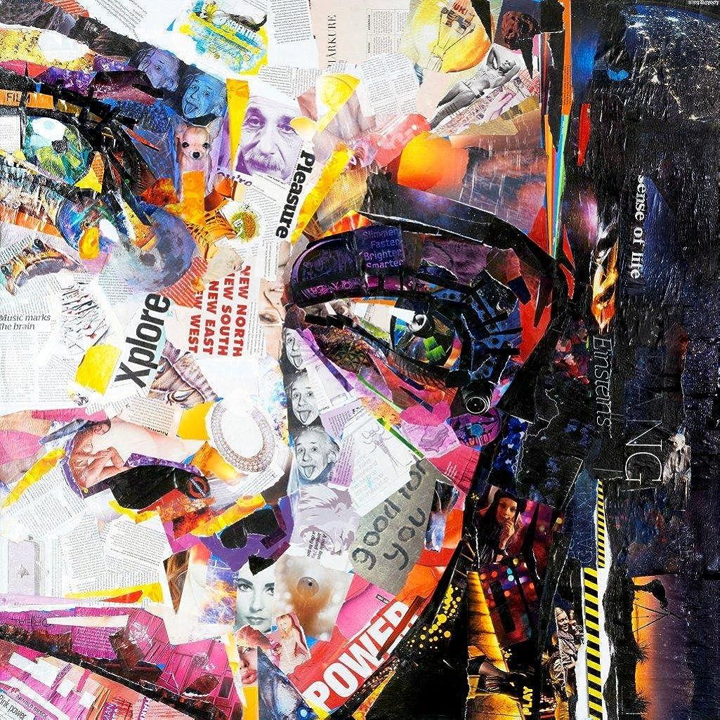 Incado 100 x 100 x 4 cm James Grey Fashion Design Art xnlshowscekxfxu