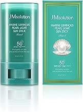 JM solution Marine Luminous Pearl Sun Stick SPF50+PA++++ 21g For Outdoors