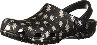 Crocs Men's and Women's Classic Graphic Clog