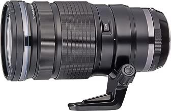 Olympus M. Zuiko Digital - Objetivo para Micro Cuatro tercios (Distancia Focal 40-150 mm, Apertura f/2.8-22, diámetro Filtro 72 mm) Color Negro