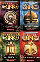 Infinity Ring™ Starter Pack : First Four Books of the Series Included : #1: A Mutiny in Time, #2: Divide and Conquer, #3: The Trap Door, #4: Curse of the Ancients (Infinity Ring)