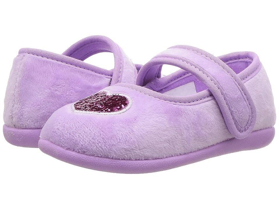 Foamtreads Kids Heart FT (Toddler/Little Kid) (Lilliac) Girls Shoes
