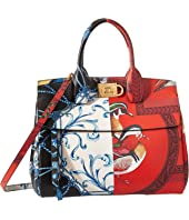 Salvatore Ferragamo - Pattern Studio Handbag