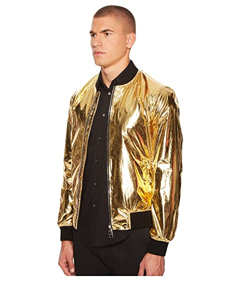 Shiny Gold Versace Collection Versace Bomber Collection Gold Bomber Shiny Shiny Versace Collection Versace Bomber Collection Gold THqwxUfw