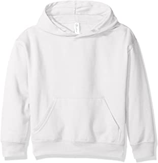 62cb3556505ba0 Clementine Girls' Big (7-16) Apparel Youth Hooded Pullover Sweatshirt with  Pouch
