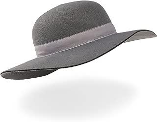 Hope & Henry Girls Brimmed Felt Hat