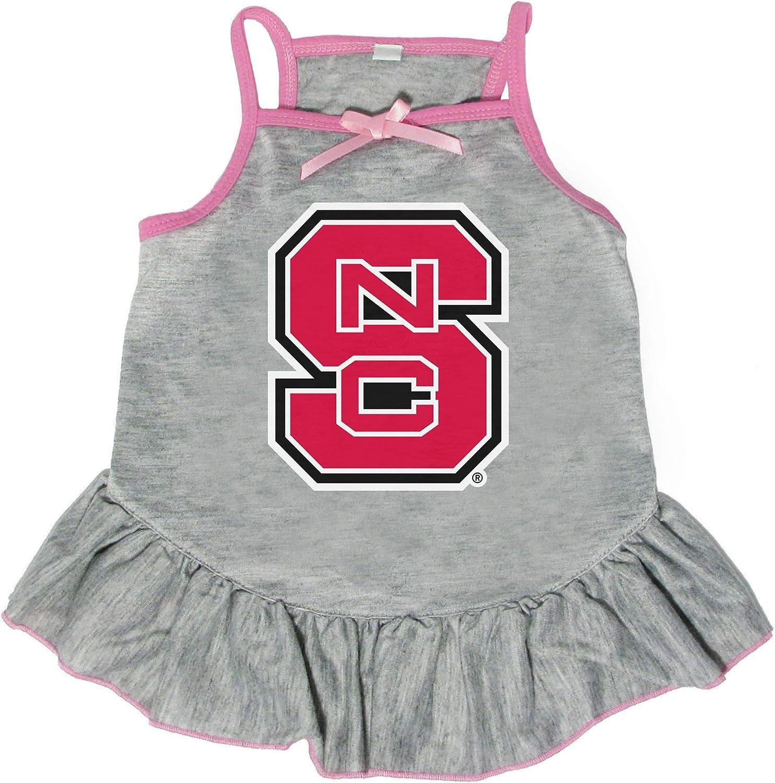 Littlearth NCAA North Carolina State Wolfpack Free Shipping Cheap Bargain Gift Dress Small Sale Pet