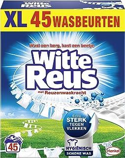 Witte Reus Waspoeder - Witte Was - 45 wasbeurten
