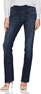 Jag Jeans Womens Jeans Blue US Size 14 Bootcut Pull On Mid-Rise Stretch