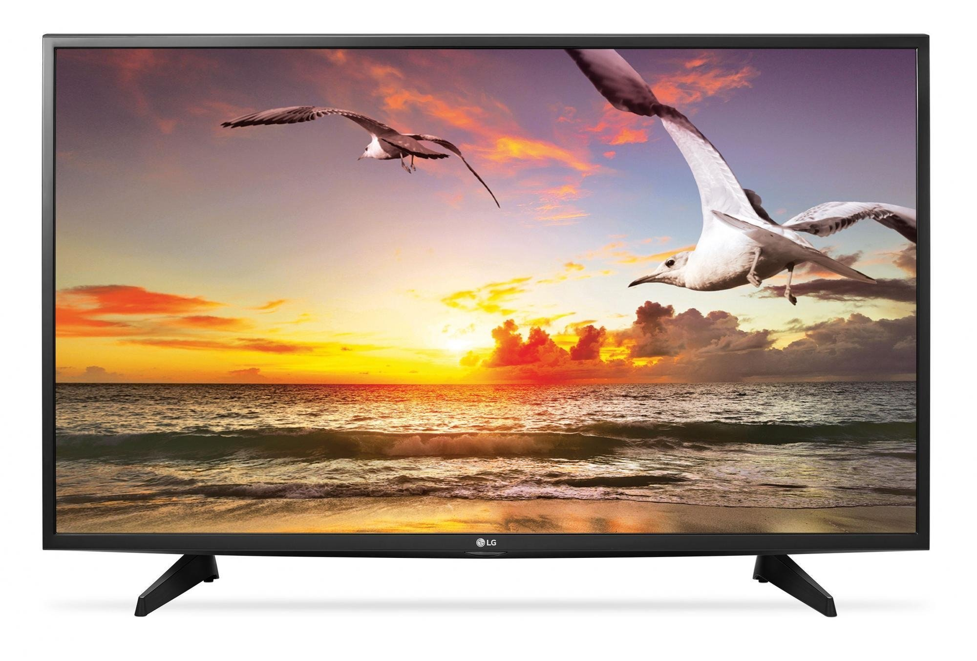 LG 49LH570V Smart TV, Full HD, WiFi, TV LED, color negro, TV Full HD IEEE 802,11b IEEE 802,11 G IEEE 802,11 N, zoom 4: 3, 16: 9, Direct LED: Amazon.es: Electrónica