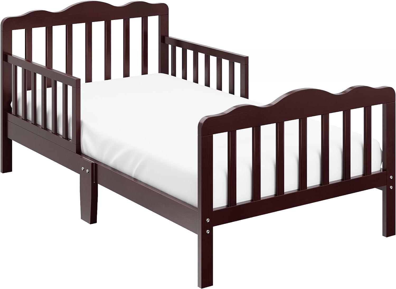 Storkcraft Hillside Toddler Bed, Espresso