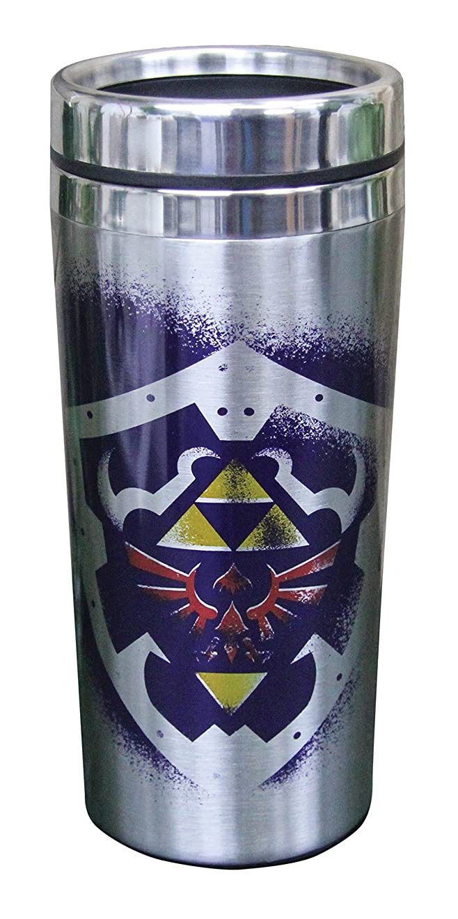 意図する主婦密度Legend of Zelda Links Travel Mug