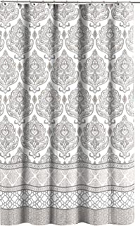 Best grey and taupe shower curtain Reviews