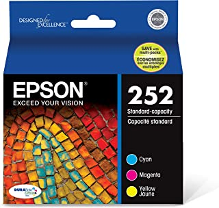 Epson T252520 - Ink Cartridge - Color Combo Pack - DURABrite Ultra Standard Capacity - Prime Eligible