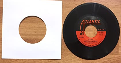 ARETHA FRANKLIN 45 RPM Angel / Sister From Texas