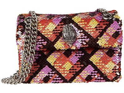 Kurt Geiger London Sequins Mini Kensington Bag