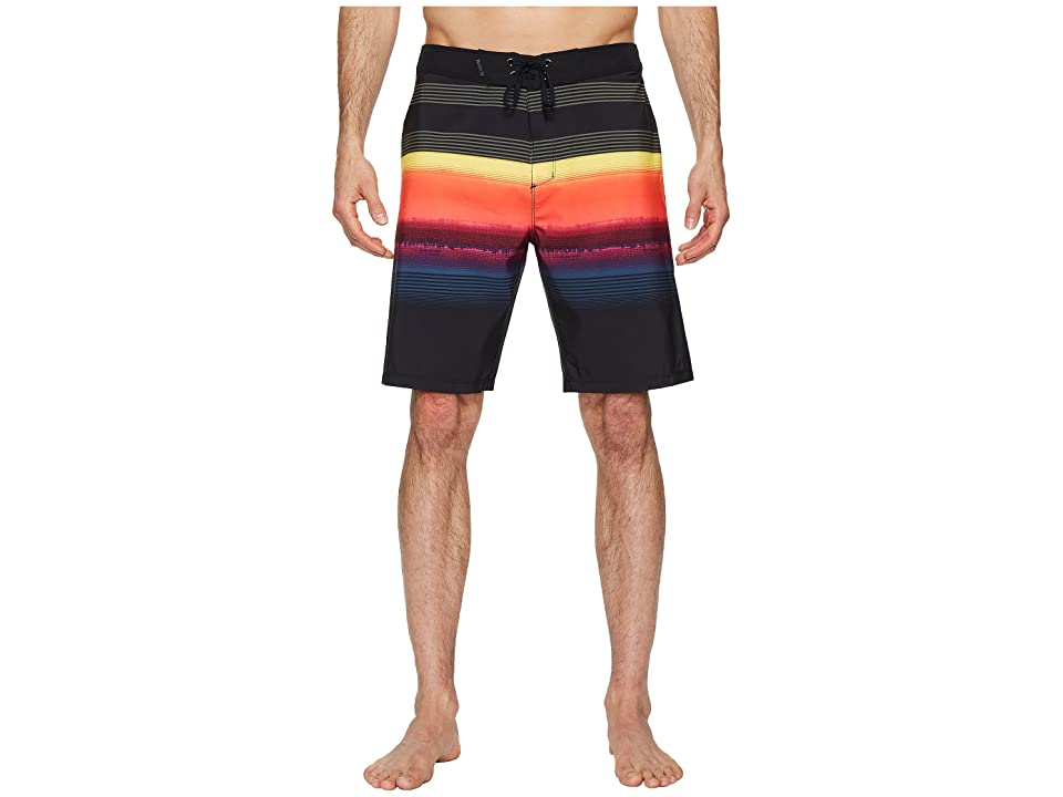 Hurley Phantom Gaviota 20 Boardshorts (Black) Men