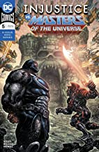 INJUSTICE VS THE MASTERS OF THE UNIVERSE #5 (OF 6) REGULAR COVER
