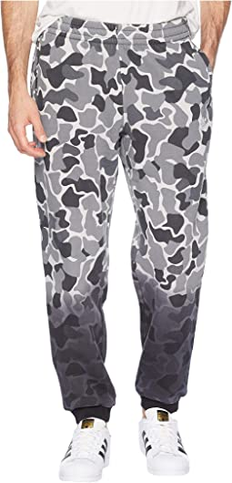 Camo Dipped Pants
