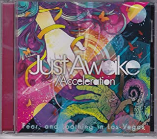 Just Awake / Acceleration 海外限定盤