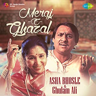 Best asha bhosle meraj e ghazal Reviews