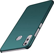 Anccer Zenfone 5 ZE620KL Case [Ultra-Thin] [Anti-Stain] [Anti-Drop] Premium Material Slim Cover for Asus ZenFone 5Z ZS620KL (Gravel Green)
