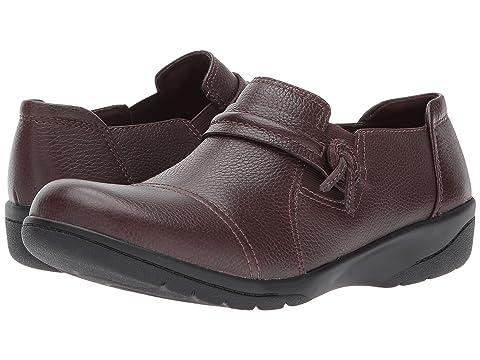 Clarks Cheyn Madi 女士真皮休闲鞋