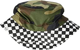 Woodland Camo/Checkerboard