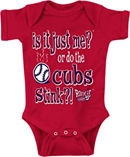 St. Louis Cardinals Fans. Is it Just Me? Red Onesie (NB)