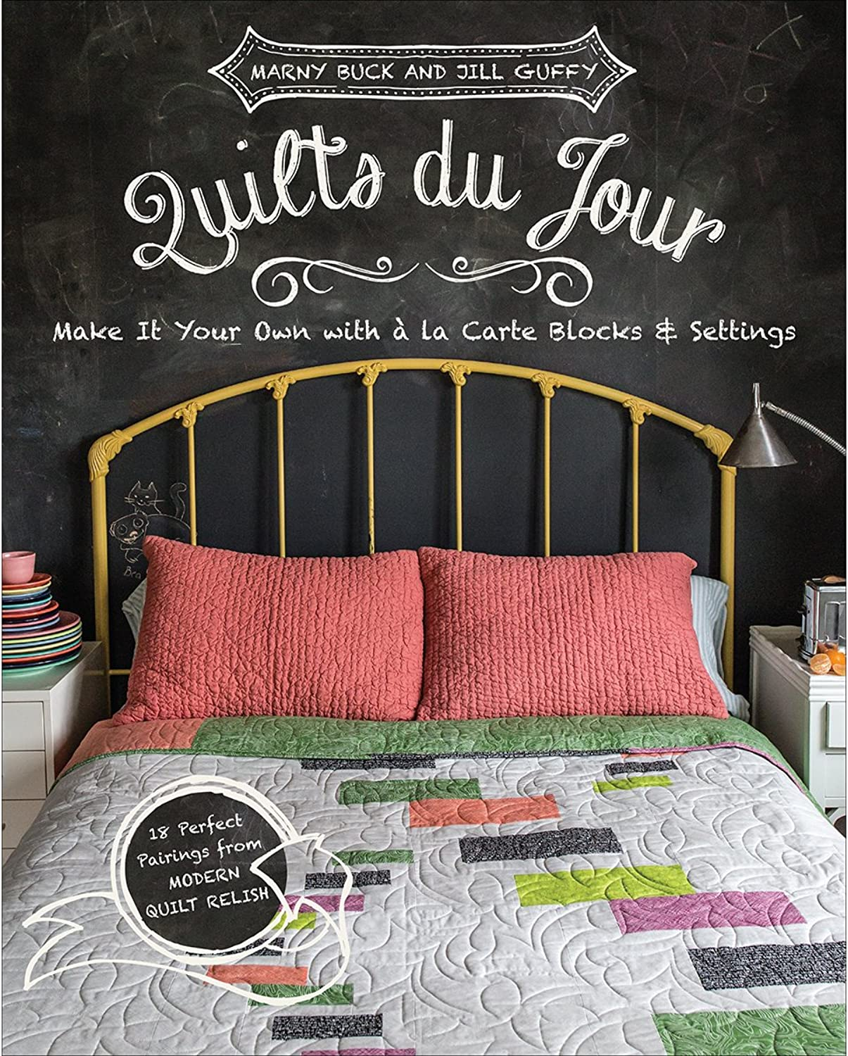 C & T Publishing Stash Books-Quilts Books-Quilts Books-Quilts Du Jour, andere, Mehrfarbig B0179M4P4S | Feinbearbeitung  fcb631
