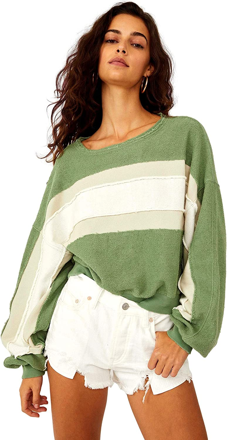 Free People womens Pullover