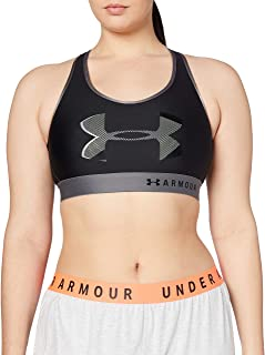 Under Armour Womens Under armour Women's Armour mid Keyhole Big Logo 1307199