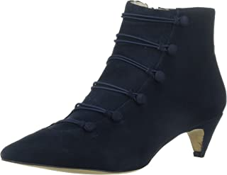 Nine West Women's Zadan Suede Ankle Boot
