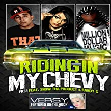 riding in my chevy