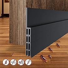 Luxerlife Door Draft Stopper, Door Sweep, Under Door Draft Blocker, Door Under Seal, Door Strip for Soundproof, Wind Block...
