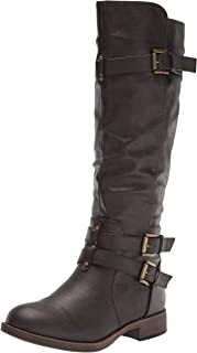 Journee Collection Bite Boot womens Knee High Boots