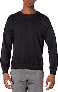 Gildan Mens Dry Blend 9. 3 oz. 50/50 Fleece Crew(G120)