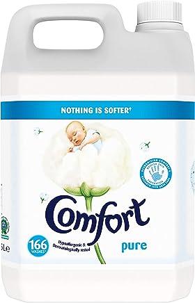 Comfort Pure Fabric Conditioner, 5 Litre, 166 Wash