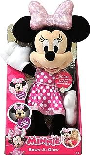 Disney Minnie Bows-a-Glow Plush