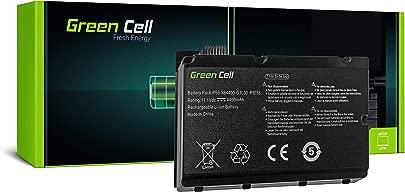 Green Cell Standard Serie 3S4400-S1S5-05 Laptop Akku f r Fujitsu-Siemens Amilo Pi2450 Pi2530 Pi2540 Pi2550 Xi2428 Xi2528 6 Zellen 4400mAh 11 1V Schwarz Schätzpreis : 34,95 €