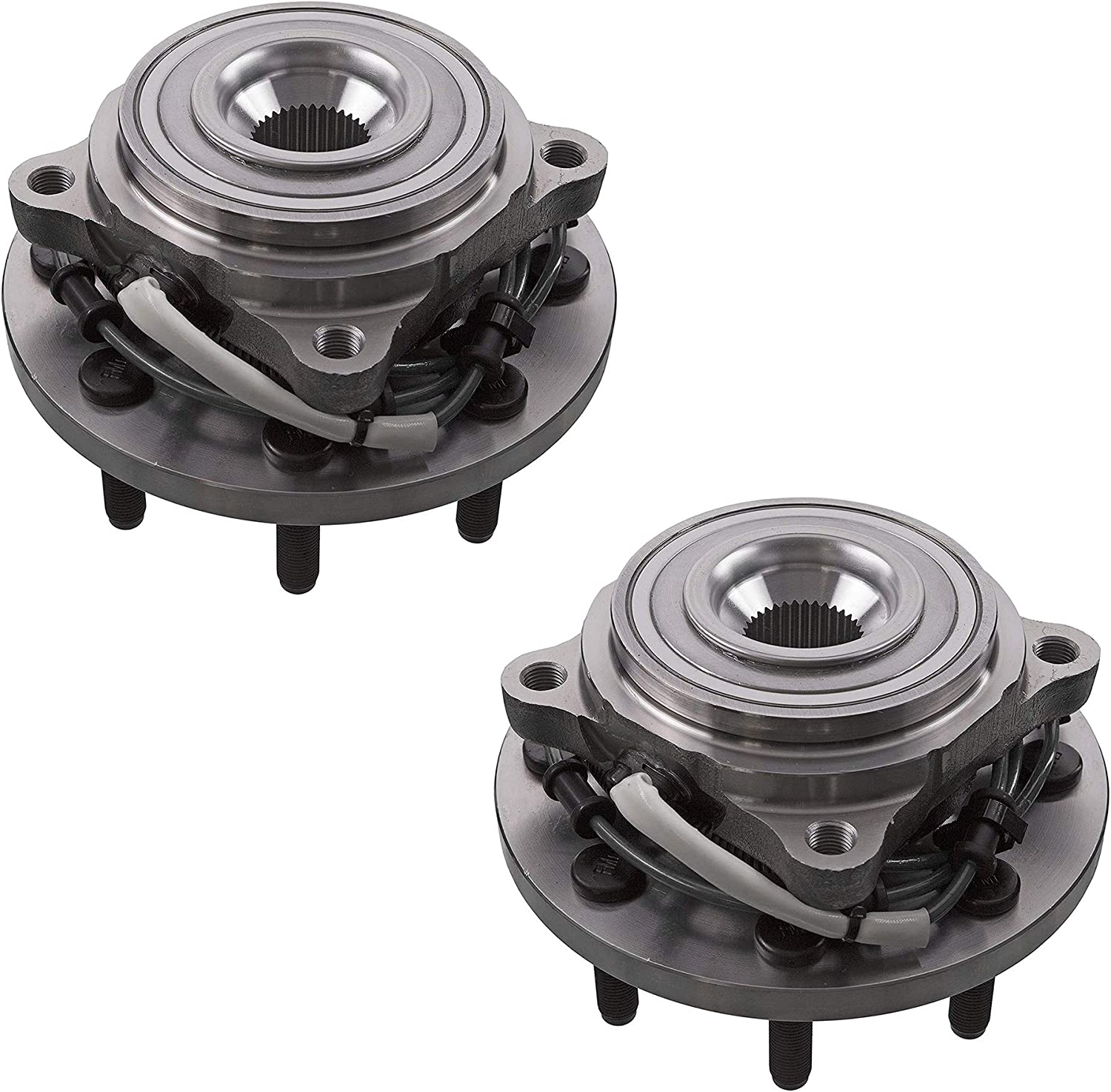 Two Front Wheel Bearing and Hub We OFFer at cheap prices Assembly Ram 515162 WH515162 Nashville-Davidson Mall for