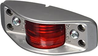 Grote 46282 Die-Cast (Aluminum Clearance Marker Light, Flat Back, No Socket Hole Required)